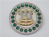 DEVON AND DORSET REGIMENT BROACH / BROOCH (SG)